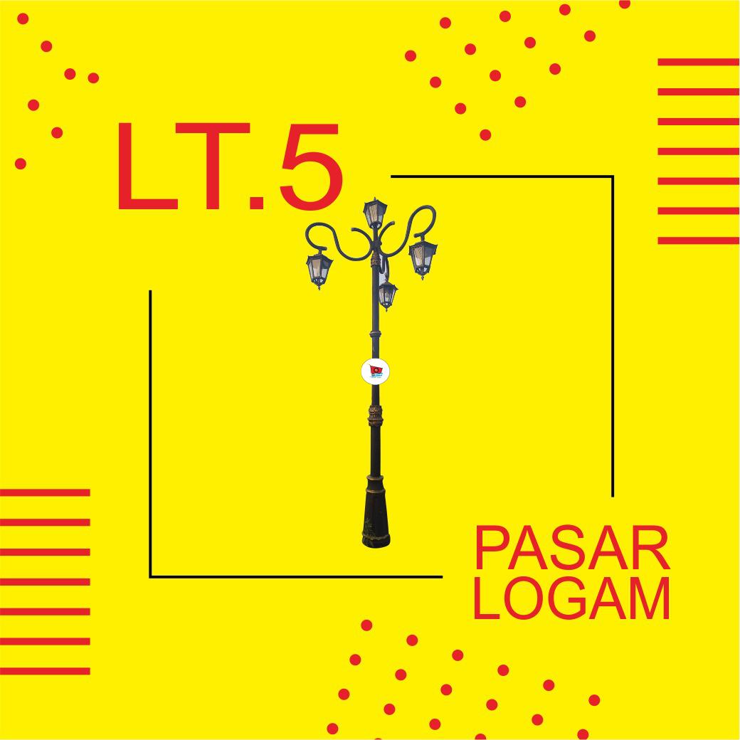 LAMPU TAMAN 05