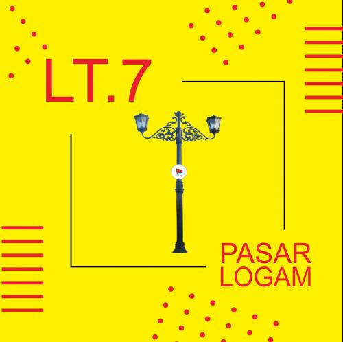 Lampu taman 07