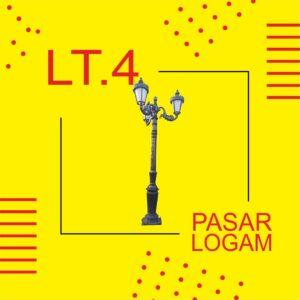 LAMPU Taman 04